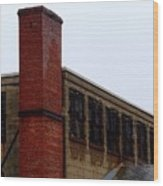 Eastern State Penitentiary 13 Wood Print