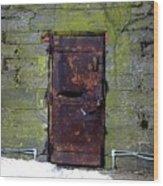 Eastern State Penitentiary 4 Wood Print