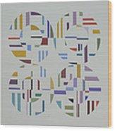 Ecliptic #1 Wood Print