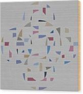 Ecliptic #2 Wood Print