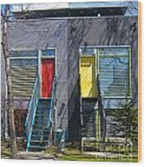 Eco-home Wood Print