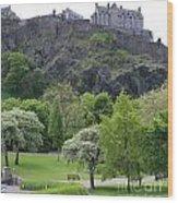 Edinburgh Castle 6493 Wood Print