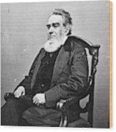 Edward Bates (1793-1869) Wood Print