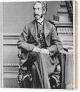 Edward Bulwer Lytton (1803-1873) Wood Print