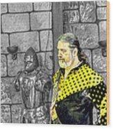Edward I V Of England Wood Print