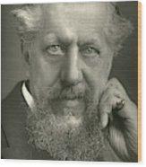Edwin Arnold (1832-1904) Wood Print