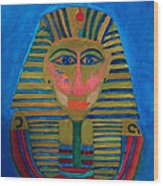 Egypt Ancient  Wood Print