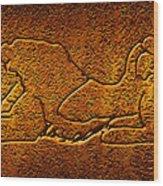 Egyptian Air Wood Print