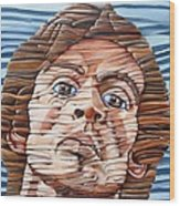 Egyptian Nureyev Wood Print