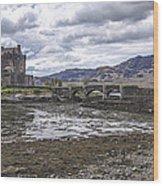 Eilean Donan Castle - 1 Wood Print