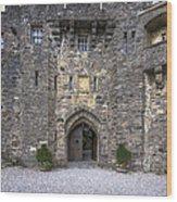 Eilean Donan Castle - 2 Wood Print