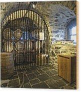 Eilean Donan Castle - 4 Wood Print