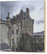 Eilean Donan Castle - 5 Wood Print
