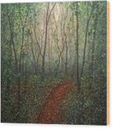 El Bosque Wood Print