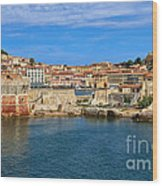 Elba Island - Portoferraio  Wood Print