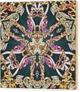 Elegant Manifest Wood Print