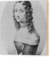 Elisabetta Sirani (1638-1665) Wood Print