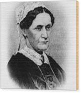 Eliza Mccardle Johnson (1810-1876) Wood Print