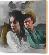 Elizabeth And James - Giant Wood Print