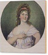 Elizabeth Monroe (1768-1830) Wood Print