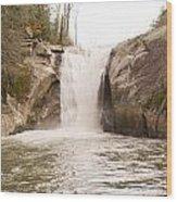 Elk Creek Falls 34 Wood Print