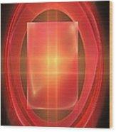 Ellipse 125-02-13 Marucii Wood Print