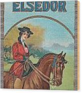 Elsedor Wood Print