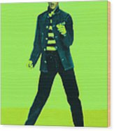 Elvis Is In The House 20130215p42 Wood Print