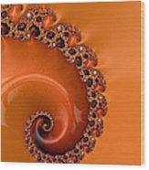 Embellished Wood Grain Wood Print