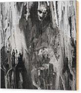 Emergence 2 Wood Print
