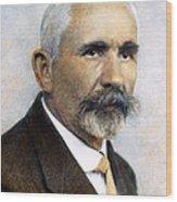 Emil Kraepelin (1856-1926) Wood Print