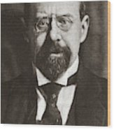 Emile Vandervelde (1866-1938) Wood Print
