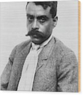 Emiliano Zapata (1879-1919) Wood Print