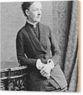 Emma Wedgwood Darwin (1808-1896) Wood Print