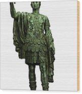 Emperor Marcus Cocceius Nerva Wood Print