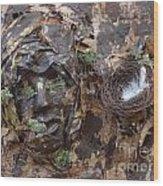 Empty Nest Always Welcome Wood Print