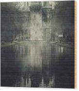 Enchanted Castle Wood Print
