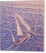 John Samsen Wood Print