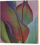 Encore Wood Print
