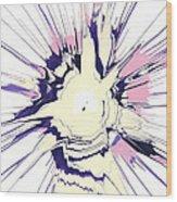 Energy IIi Wood Print