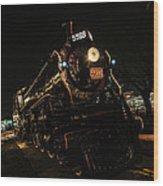 Engine 5588 Wood Print