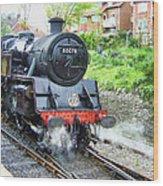 Engine 80078 Wood Print