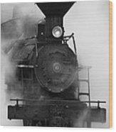 Engine No. 6 Wood Print
