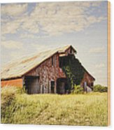 Englewood Barn Wood Print