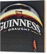Enjoy Guinness Wood Print