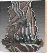 Enlightenment Wood Print