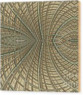 Enmeshed Wood Print