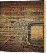 Entertainment Wood Print