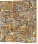 Entropia Wood Print