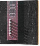 Entry Phone 3 Wood Print